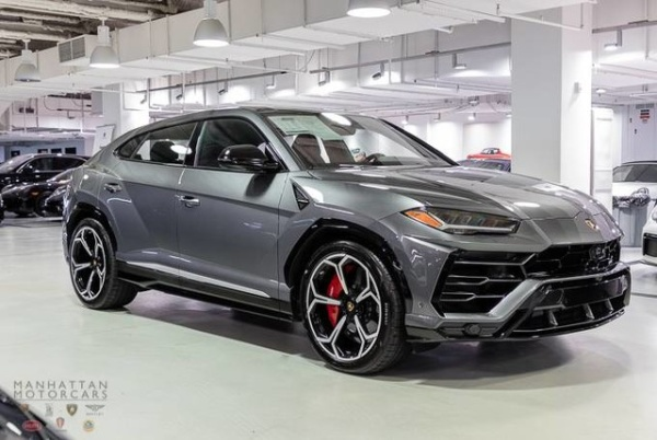 2019 Lamborghini Urus Urus For Sale In New York Ny Truecar