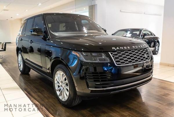 2020 Land Rover Range Rover in New York, NY