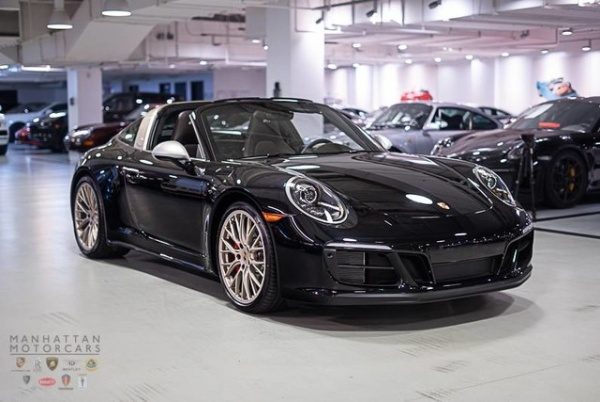 Used Porsche 911 Targa 4 Gts For Sale 17 Cars From 131887