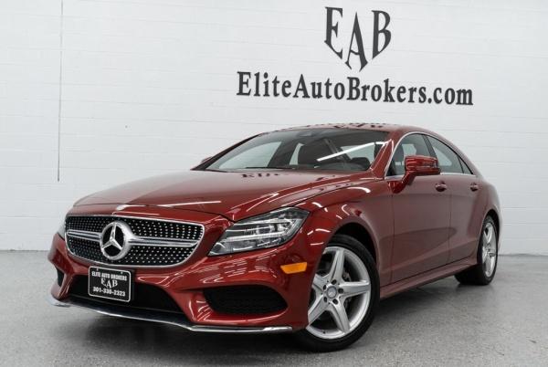 2016 Mercedes-Benz CLS in Gaithersburg, MD