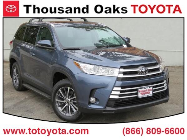 2019 Toyota Highlander in Thousand Oaks, CA