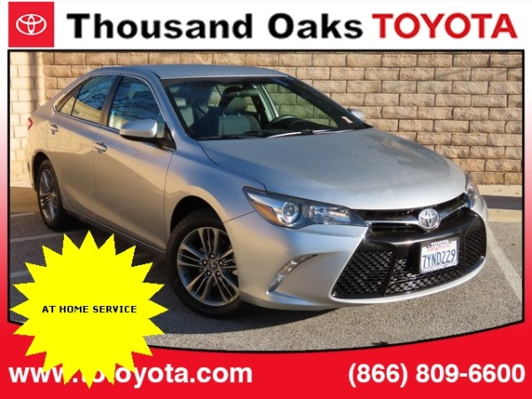 2017 Toyota Camry in Thousand Oaks, CA