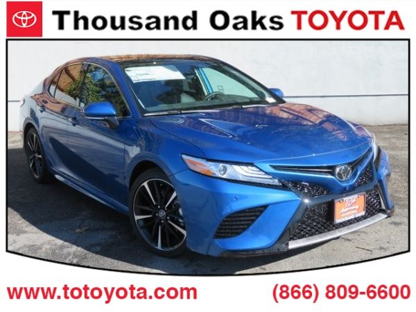 2020 Toyota Camry in Thousand Oaks, CA