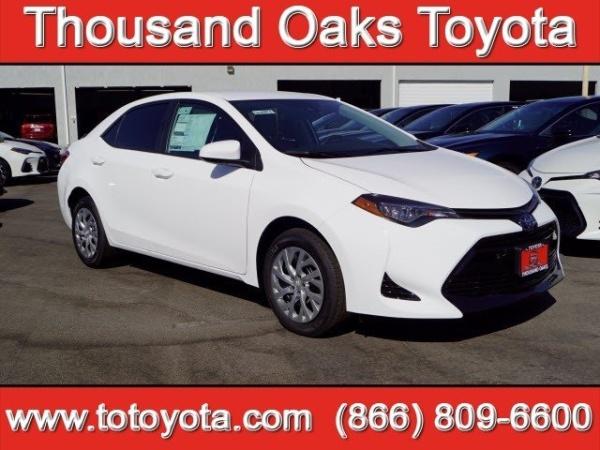 2019 Toyota Corolla in Thousand Oaks, CA