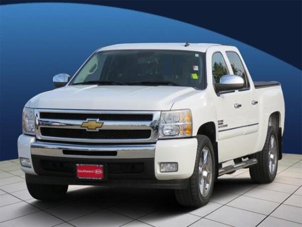 2011 Chevrolet Silverado 1500 Lt Crew Cab Short Box 2wd For
