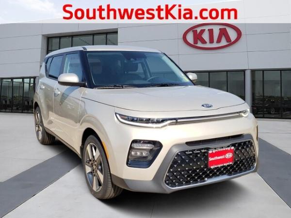 Kia Round Rock >> 2020 Kia Soul Ex Ivt For Sale In Round Rock Tx Truecar