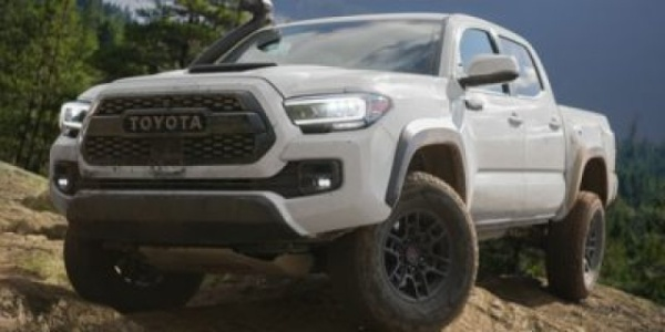 2020 Toyota Tacoma in Riverside, CA