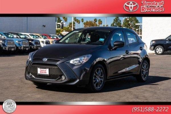 2020 Toyota Yaris in Riverside, CA