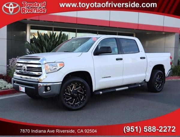 2017 Toyota Tundra in Riverside, CA
