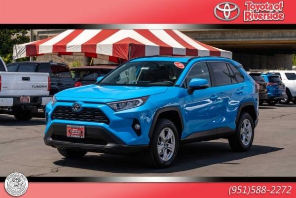2019 Toyota RAV4 in Riverside, CA