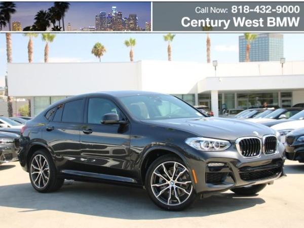 2020 BMW X4 in North Hollywood, CA