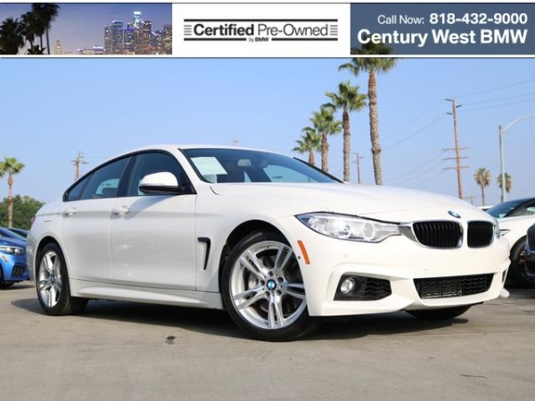2016 BMW 4 Series in North Hollywood, CA
