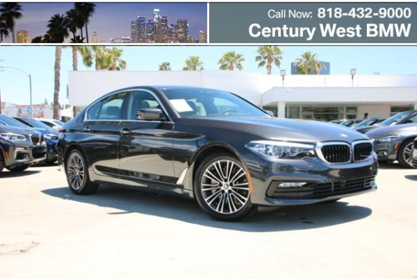 2018 BMW 5 Series in North Hollywood, CA