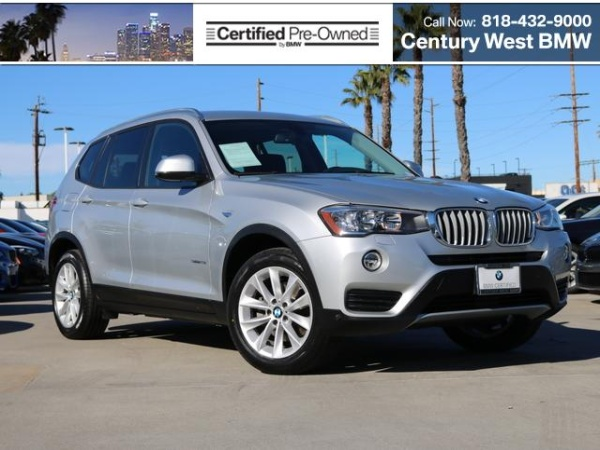 2017 BMW X3 in North Hollywood, CA