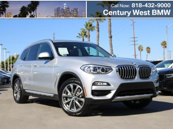 2019 BMW X3 in North Hollywood, CA
