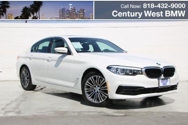 2019 BMW 5 Series in North Hollywood, CA