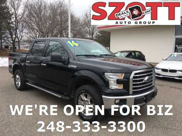 2016 Ford F-150 in Waterford Township, MI