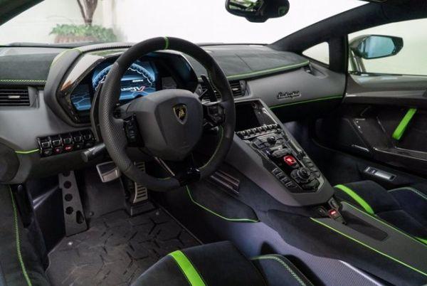 2019 Lamborghini Aventador in Concord, CA