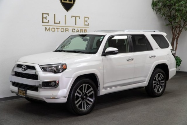 2018 Toyota 4Runner in Concord, CA