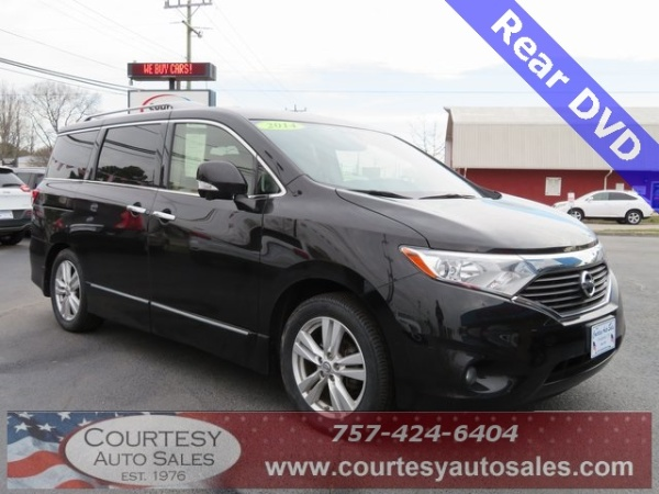 Used Nissan Quest For Sale In Chesapeake Va U S News
