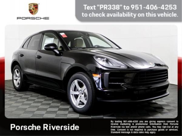 2020 Porsche Macan in Riverside, CA