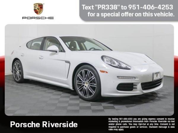 2016 Porsche Panamera in Riverside, CA
