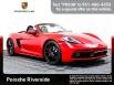2018 Porsche 718 Boxster GTS Roadster for Sale in Riverside, CA