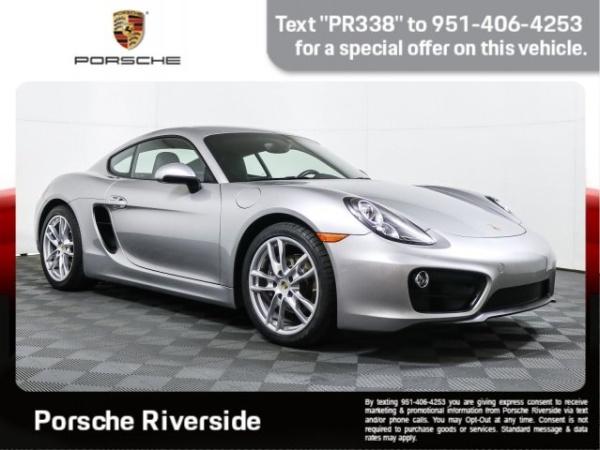 2016 Porsche Cayman in Riverside, CA