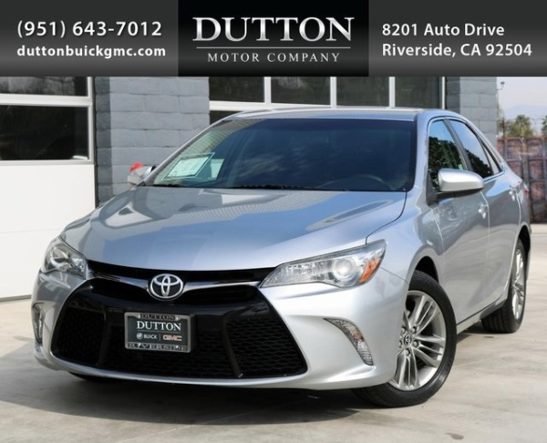 2015 Toyota Camry in Riverside, CA