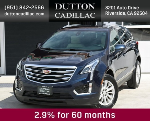 2017 Cadillac XT5 in Riverside, CA