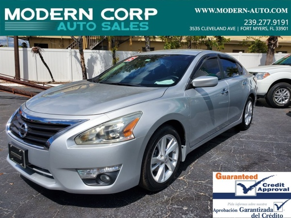 2015 Nissan Altima in Fort Myers, FL
