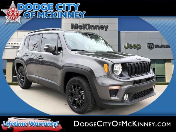 2020 Jeep Renegade in McKinney, TX