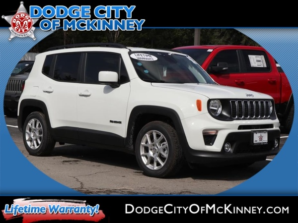 2019 Jeep Renegade in McKinney, TX