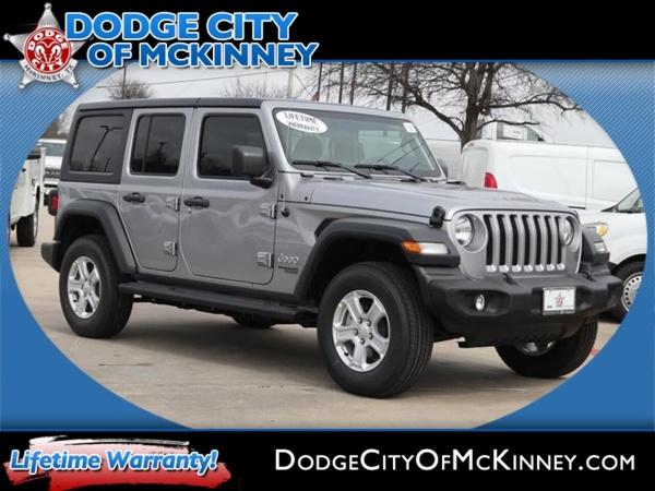 2019 Jeep Wrangler in McKinney, TX