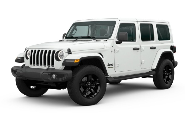 2020 Jeep Wrangler in McKinney, TX