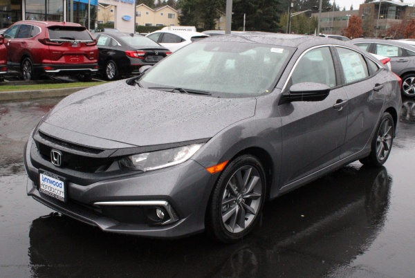 2020 Honda Civic in Edmonds, WA