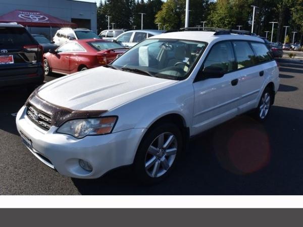 2006 Subaru Outback Reliability - Consumer Reports
