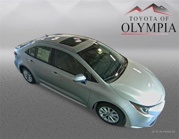 2020 Toyota Corolla in Tumwater, WA