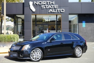 Cadillac Cts V Wagon For Sale >> Used Cadillac Cts V Wagons For Sale Truecar