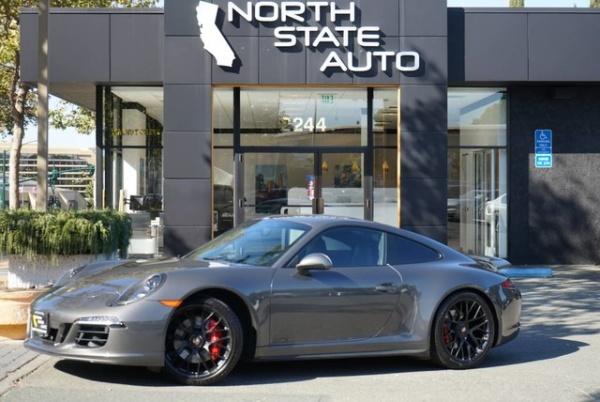 2016 Porsche 911 in Walnut Creek, CA