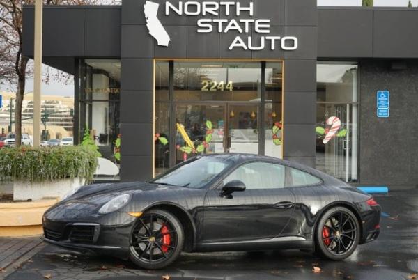 North State Auto >> 2018 Porsche 911 Carrera S For Sale In Walnut Creek Ca