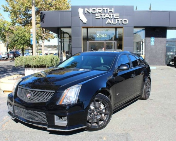2011 Cadillac Cts V Wagon For Sale In Walnut Creek Ca Truecar