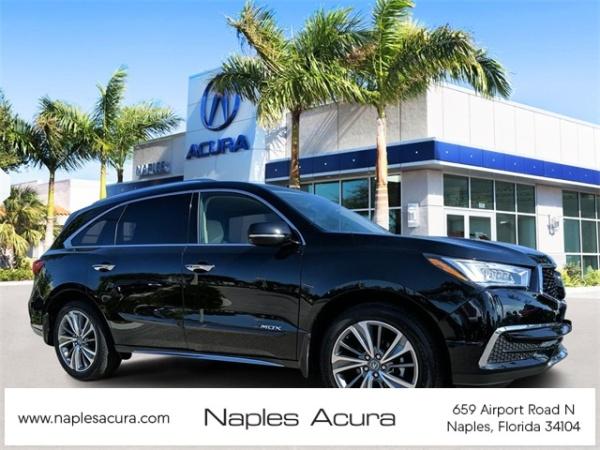 2017 Acura MDX in Naples, FL