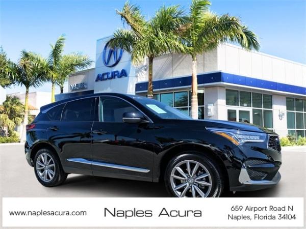 2020 Acura RDX in Naples, FL