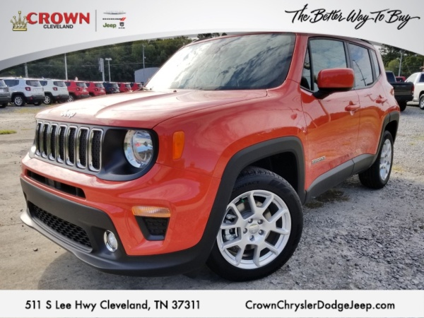 2019 Jeep Renegade in Cleveland, TN