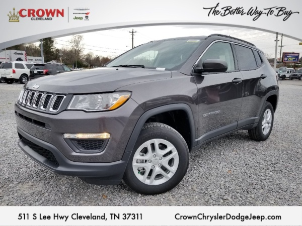 2020 Jeep Compass in Cleveland, TN