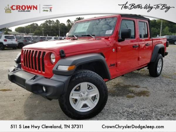 2020 Jeep Gladiator in Cleveland, TN