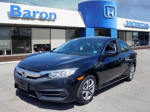 2017 Honda Civic in Patchogue, NY