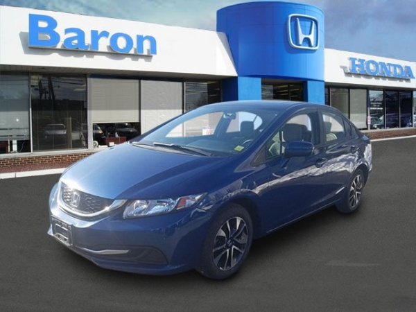 2015 Honda Civic in Patchogue, NY