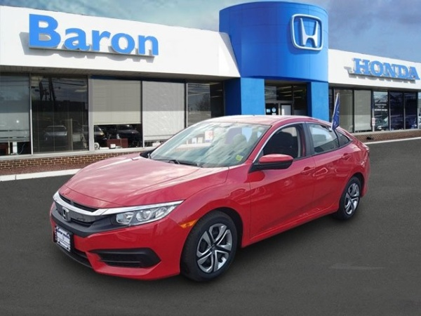 2016 Honda Civic in Patchogue, NY